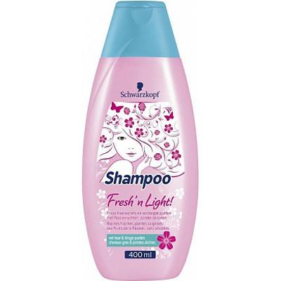 Productafbeelding Schwarzkopf Shampoo Fresh & Light