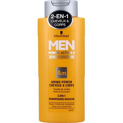 Productafbeelding Schwarzkopf Shampoo Men Amino Power