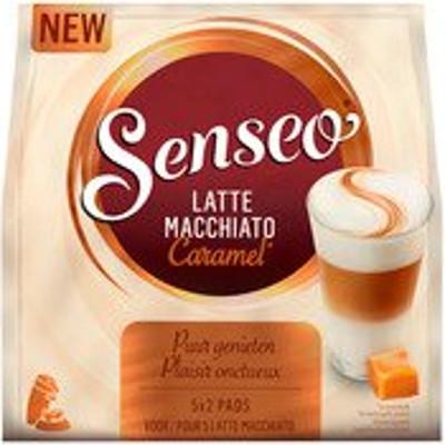 Productafbeelding Senseo Koffiepads Latte Macchiato Caramel