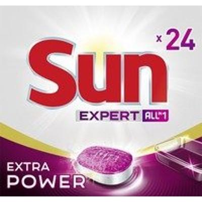Productafbeelding Sun Vaatwastabletten All in 1 Extra Power