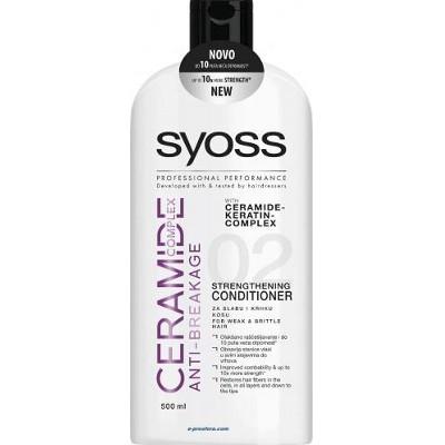Productafbeelding Syoss Conditioner Ceramide