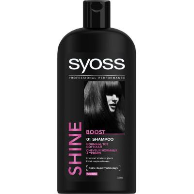 Productafbeelding Syoss Shampoo Shine Boost