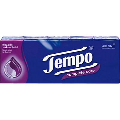 Productafbeelding Tempo Zakdoekjes Complete Care