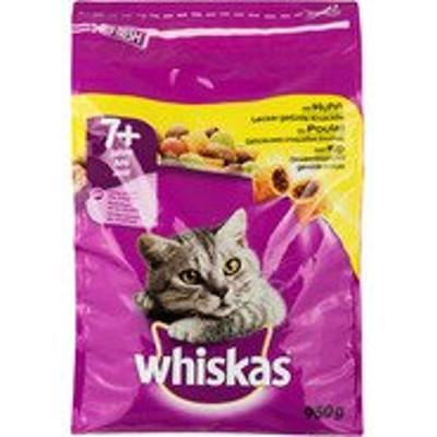 Productafbeelding Whiskas Kattenbrokken 7+ Kip