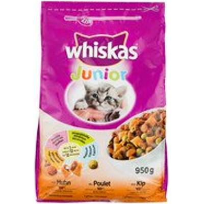 Productafbeelding Whiskas Kattenbrokken Junior Kip