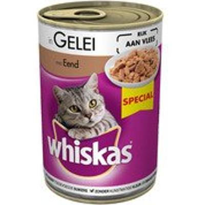 Productafbeelding Whiskas Kattenvoer Gelei Eend